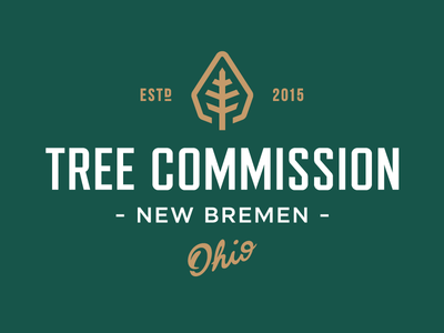 Tree Commission Logo