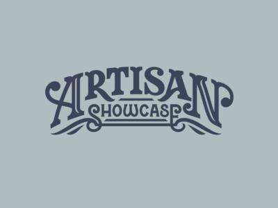 Artisan antique vintage hand lettering custom typography type showcase artisan