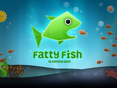 Fatty Fish design game