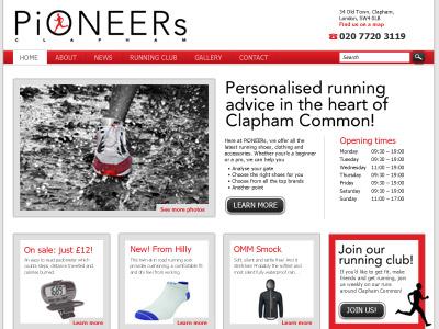 Pioneerrunning Home31 1 10
