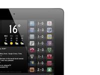NBA Playoffs on Status Board nba playoffs panic status board app ipad dashboard basketball ui