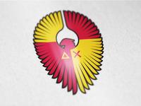 Delta Chi Phoenix Emblem