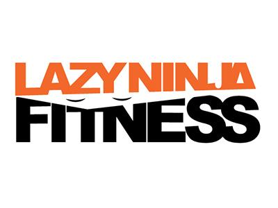 Lazy Ninja Logo ninja logo lazy