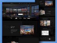 Web UI Redesign Concept