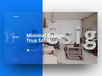 Minimalist - Home Page