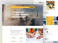 Construction - Web Interface Design