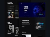 Vox - Digital Agency [Full Homepage]