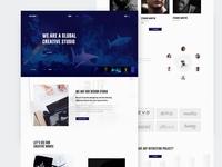 Digital Agency - White Version