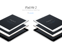 Ipad air 2 psd template by litvin vladislav