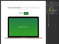 Screen Shot 2015 03 16 at 18.02.55 - Free Apple brand new MacBook Frontal PSD + AI (All Colored)