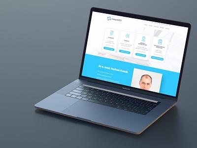 E-neurolog.com telemedicine app development telemedicine web app webdesign