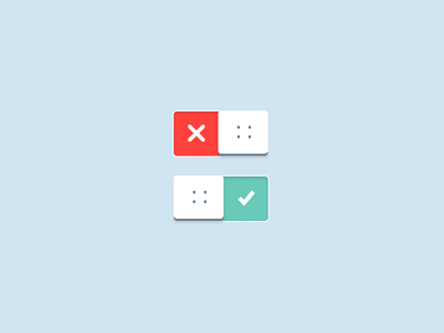 Tickling toggles