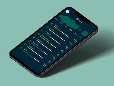 📱Miiii - A simpler life. startup spend finance fintech ux app