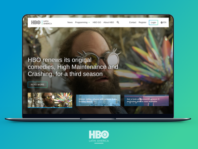 HBO PRESS LATAM got ui ux programming latam website movies news hbo press