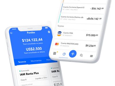📱Finance app - Mobile app product design money creditcard payment banking design ui interface investment fintech app finance