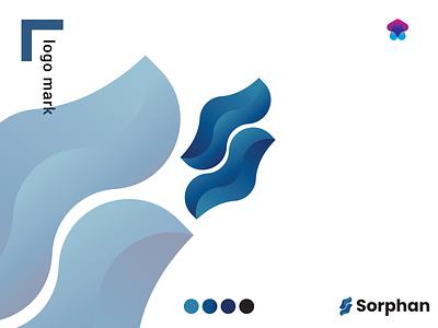 S Letter mark Logo modern logo gif s letter s logo branding typography logotype logos logodesign logo