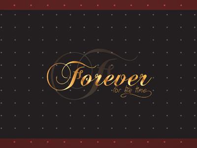 Forever-for life time logo idea unique photographer logo graphy photo stylish font fontstyle photography typo typography logo