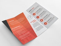 Tri fold Brochure-Multipurpose