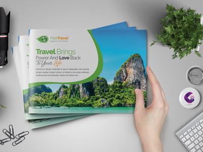 Travel Brochure graphicriver agency brochure user interface designer template school brochure presentation mockup landscape brochure travel agency brochure travel