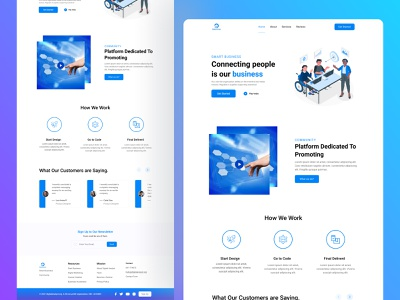 Digital Agency Landing page agency landing page business agency web design branding agency creative design uiux service app service landing page creative direction creativeart design website ui uidesign illustration homepage webdesign web interface landing page