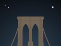 New York's Brooklyn Bridge