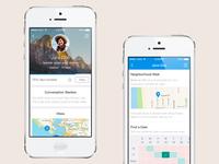 hikewith.me – iOS App