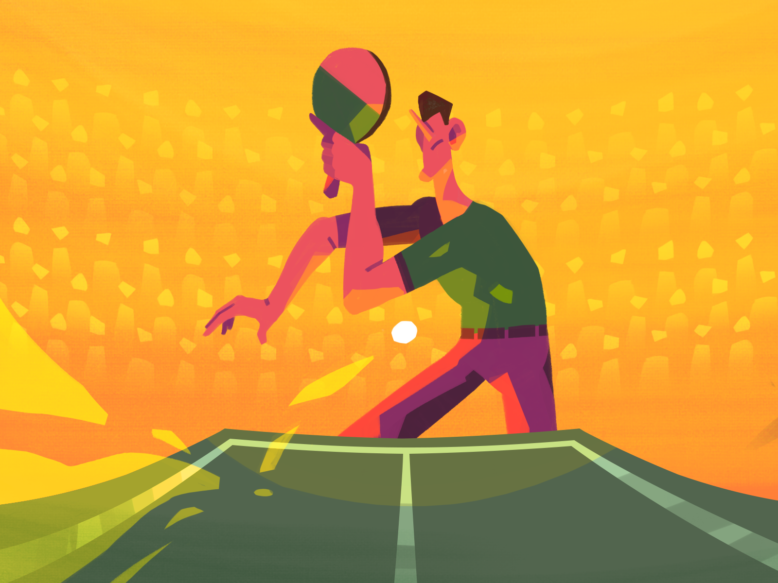 Dribbble Pingpong 4 Png By Dmitrij