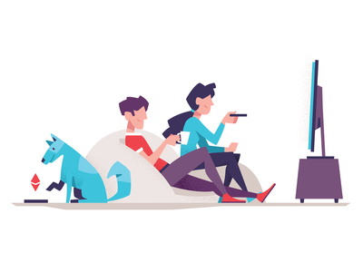 Netflix And Chill designs, themes, templates and downloadable graphic  elements on Dribbble