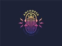 Anchored Podcast Logo