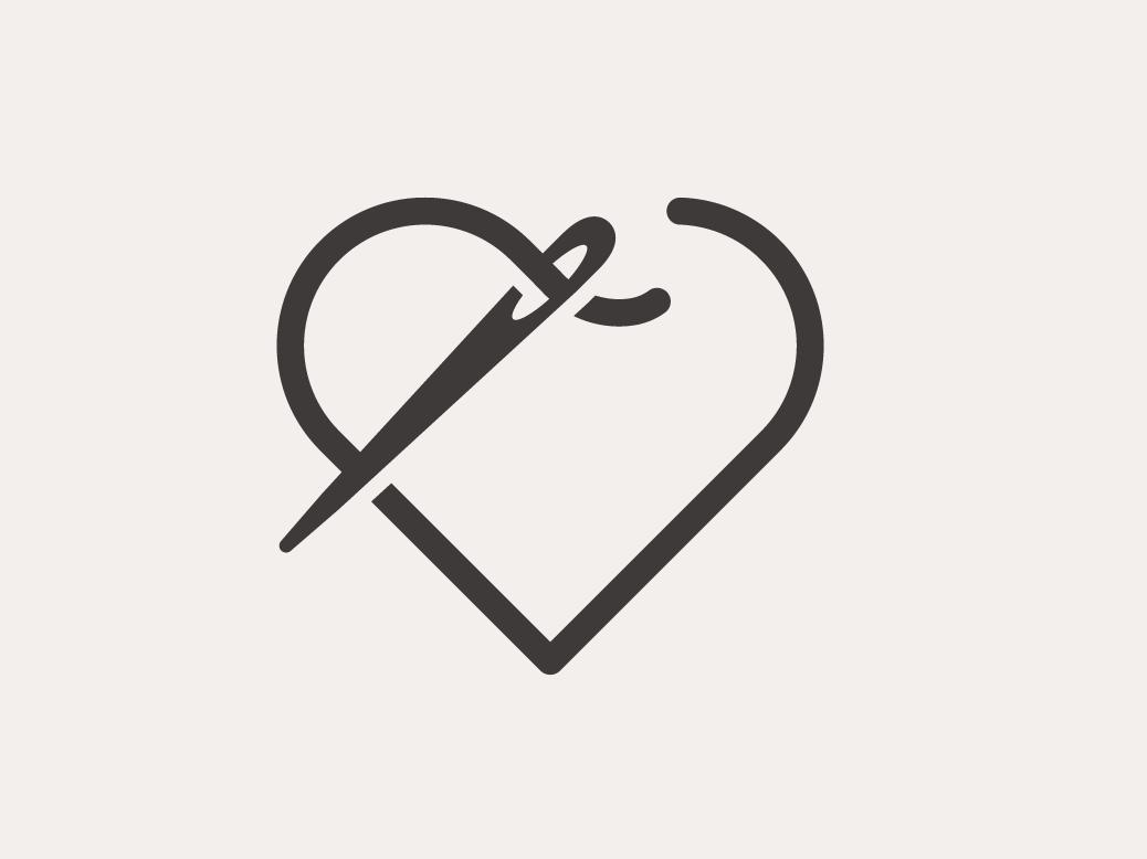 Afbeeldingsresultaat voor symbol sewing needle