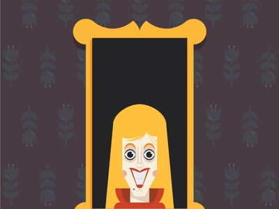 WIP - Hocus Pocus Sarah hocus pocus witch halloween design cartoon icon character design character vector illustration