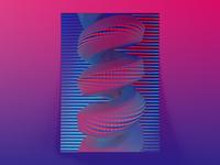 Visual explorations I - Poster