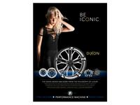 BE ICONIC - Dixon