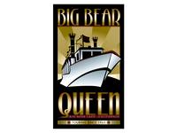 Big Bear Queen - Logo Design