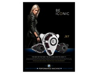 Be ICONIC - JET Air Cleaner