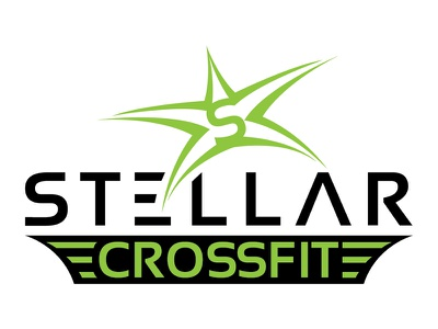 STELLAR CrossFit - Logo Design logo design crossfit branding