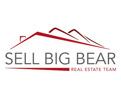 SELL BIG BEAR - Logo Design logo design real estate branding