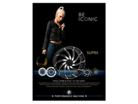 BE ICONIC - Supra