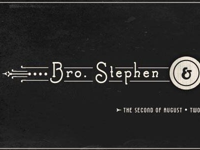 Bro. Stephen & Count This Penny house show promo