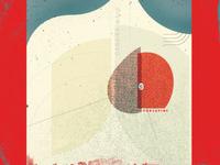 New Porcupine LP art