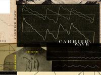 Porcupine LP packaging artwork