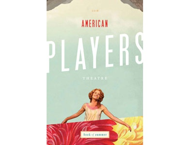 American Players Theater 2016 Book of Summer Cover