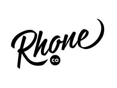 Rhone Logo Concept