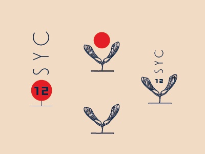 12 Sycamores branding