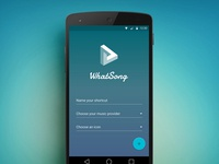 WhatSong app