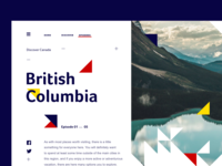 Travel to British Columbia