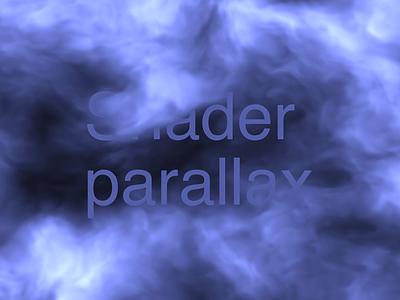 Shader Parallax blending modes parallax javascript graphic codepen code sfx after effects shader webgl