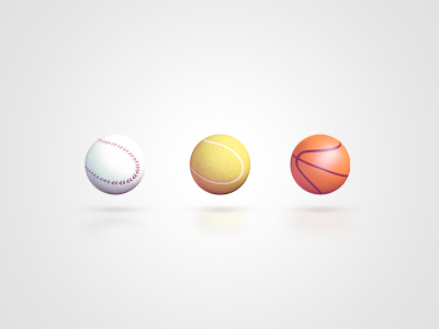 New Iconset icon sport