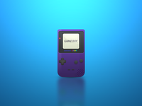 Gameboy Color Icon