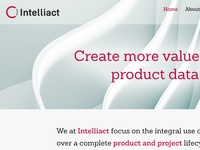 Intelliact Homepage